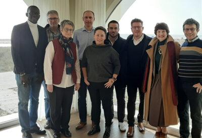 Meeting Barcelone Réseau international Quaternaire