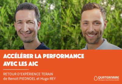 Accélérez la performance avec les AIC - Retour d'expérience