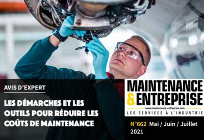 Maintenance & Entreprise - Réduire les couts de maintenance